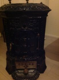 French Deville Lily stove