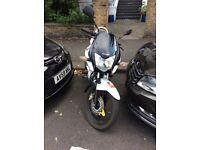 Honda CBF 125 EFI 2010 Low mileage