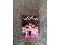 One direction dvd REACHING FOR THE STARS 2013