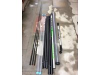 MAVER RESPECT POLE WITH 3 TOPS