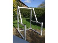 Commercial Squat Rack (Delivery Available)