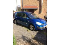 For sale Renault Megane Scenic excellent family car