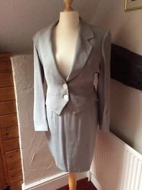 Light grey suit ladies