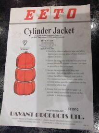 Hot Water Cylinder Jacket