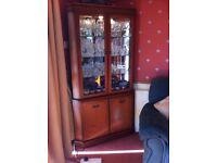 McDonagh cherry furniture set