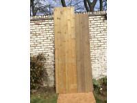 Decking board lengths