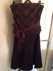 Bodice and skirt size 12