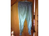 Size 10 ladies lee cooper trousers