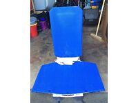 Aquatic ORCA bath seat