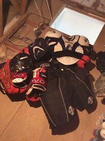 Full Complete Ice/Roller Hockey Kit