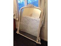 Lovely Very Large Period Mirror in Very Good Condition
