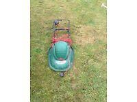 Qualcast easy lite mower