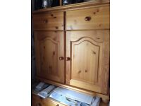 Storage unit, pine, lovely condition