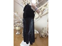 Jacques vert leather glove new S/M