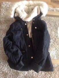 Girls/women's coat, size 8...........