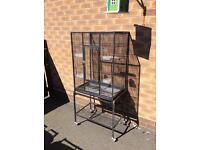 Parrot /bird cage