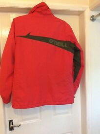 Woman's sports jacket,ONeil winter weight as new. Walking/ skiing size14