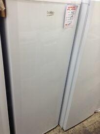 White Beko freezer RRP £280 12 month gtee