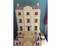 Dolls House - Montgomery Hall & Basement from Dolls House Emporium