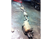 exhaust for most german cars bmw audi