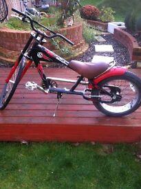 Stingray bike