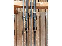 Greys prodigy sx 12ft 3lb tc X 2 rods