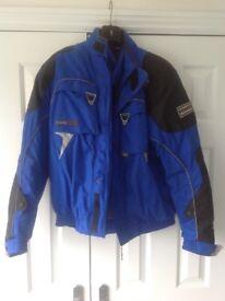 Rainbreaker Textile Jacket size Large (38-40 chest)