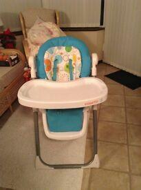 Cosato high chair