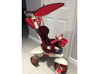 Smart trike 4 in 1 Dream ( 2 for sale £40 each ONO) great condition , complete with box