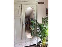 French armoire wardrobe