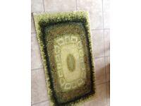 Retro rug