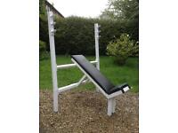 Incline Commercial Bench (Delivery Available)