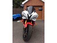 2007 Yamaha r6 6483 genuine dry miles