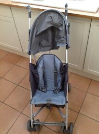 Mothercare lightweight folding buggy