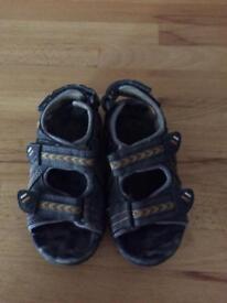 Sandals, Child's Size 10