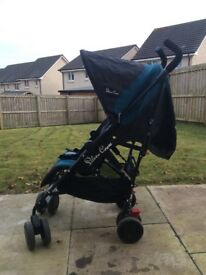 Silver Cross Pop Pushchair