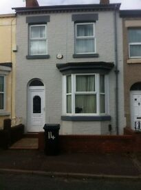 Nice 2 double bedroom property available immediately, part or unfurnished. Wirral