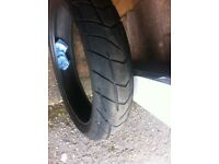 120/70/17 trail tyre