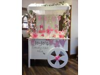 jojo's candy cart hire