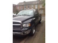 Dodge Ram 1500 ,4.7 l,LPG converted,pick up