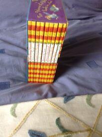 Winnie the witch book box set