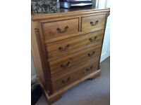 Chest of Draws & Bedside tables