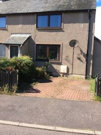 To let 2 bed house, aMontrose