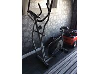 Exercise bike £60
