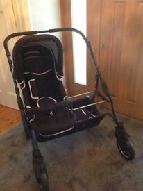 BRAND NEW FREESTYLE DOUBLE BUGGY