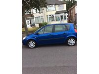 Excellent condition Renault Scenic, 77,000 on the clock, 1 previous owner