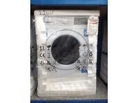 Beko intergrated washer dryer. 8/5kg. £369. NEW/graded 12 month Gtee