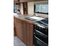 Buccanear Cruiser twin axle Caravan 2016, 8 months old, as new condition