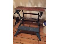 Workbench - black and decker ( foldable)