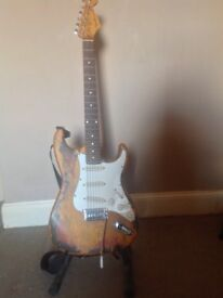 Rory Gallagher Strat